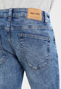 Only & Sons - ONSWARP - Jeans Skinny - blue denim - 4