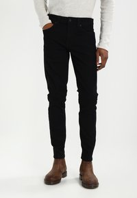 Only & Sons - ONSWARP - Jeans Skinny Fit - black denim - 0