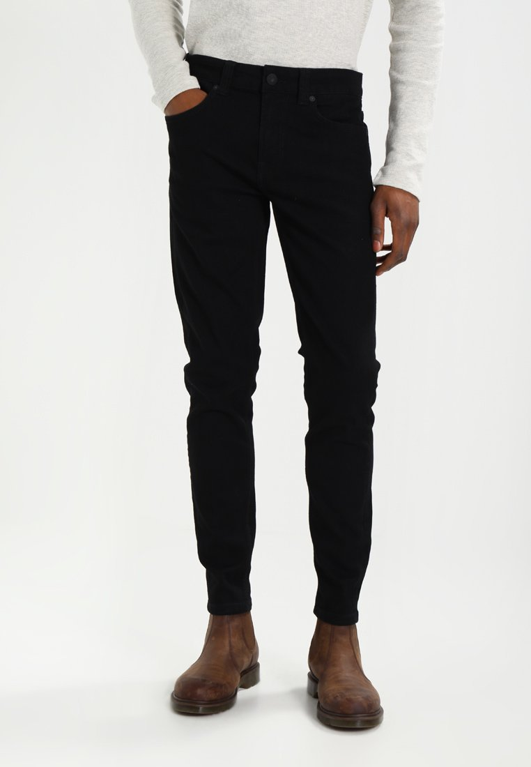 Only & Sons - ONSWARP - Jeans Skinny Fit - black denim