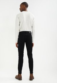 Only & Sons - ONSWARP - Jeans Skinny Fit - black denim - 2