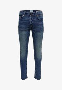 Only & Sons - LOOM JOG - Slim fit jeans - blue - 0