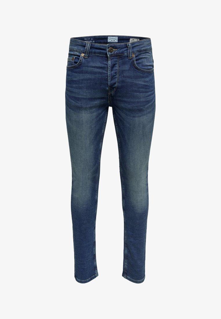 Only & Sons - LOOM JOG - Slim fit jeans - blue