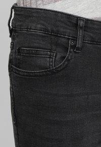 Only & Sons - ONSLOOM BLACK WASHED - Slim fit jeans - black denim - 5