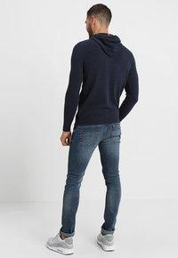Only & Sons - LOOM BREAKS - Jeans Slim Fit - dark blue denim - 2