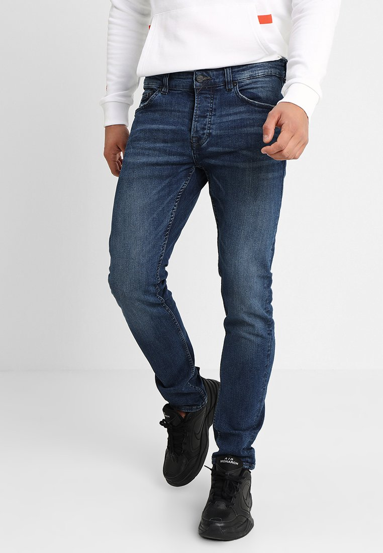 Only & Sons - ONSLOOM WASH - Slim fit jeans - blue denim