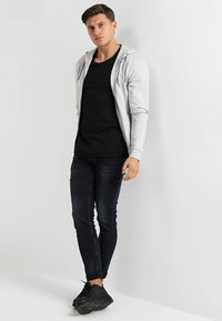 Only & Sons - ONSSPUN BLUE BLACK  - Jeansy Slim Fit - blue denim - 1
