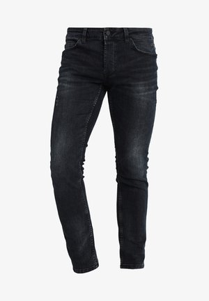 ONSSPUN BLUE BLACK  - Slim fit jeans - blue denim