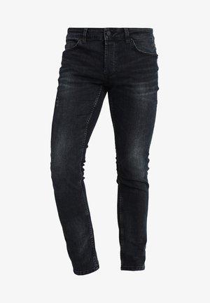 ONSSPUN BLUE BLACK  - Džíny Slim Fit - blue denim