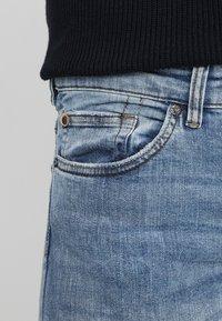 Only & Sons - ONSSPUN WASHED - Slim fit -farkut - blue denim - 3