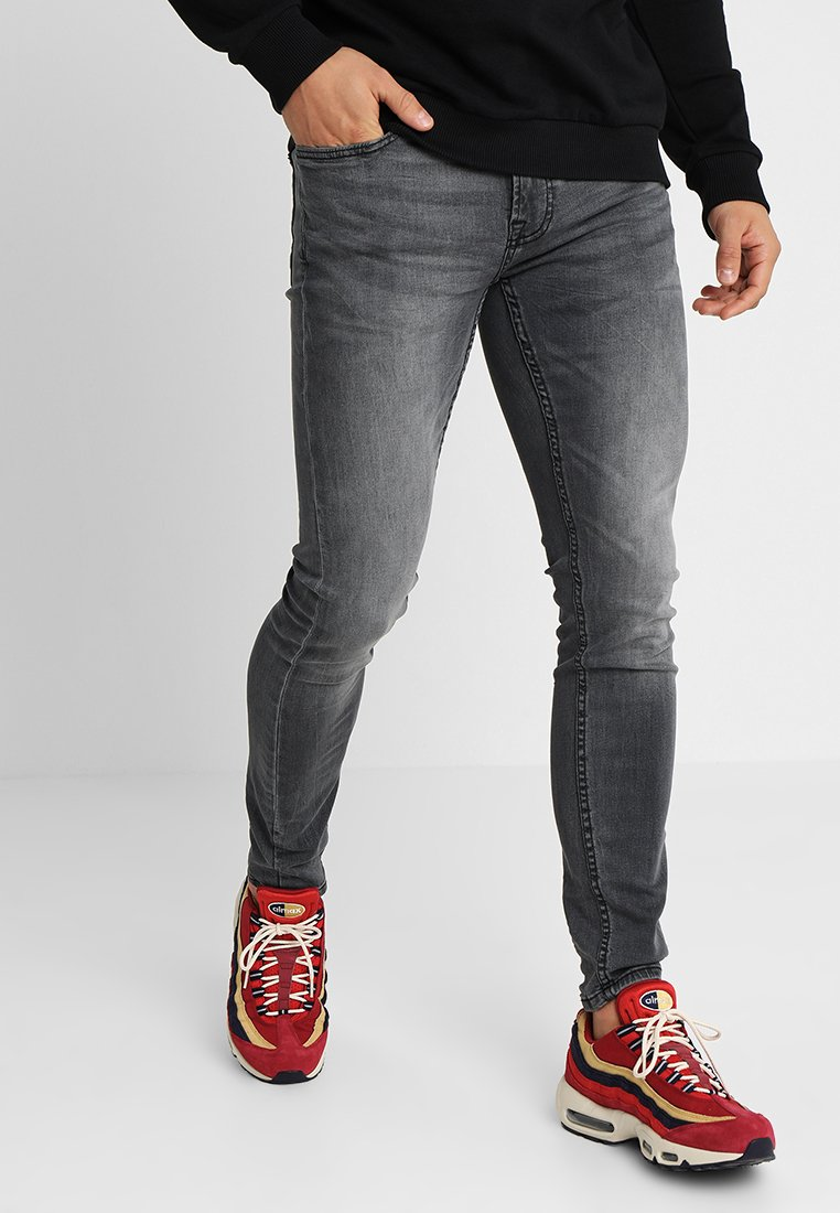 Only & Sons - ONSWARP - Vaqueros pitillo - grey denim