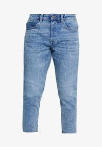 Only & Sons - ONAVI BEAM CROP - Jeans relaxed fit - blue denim - 4