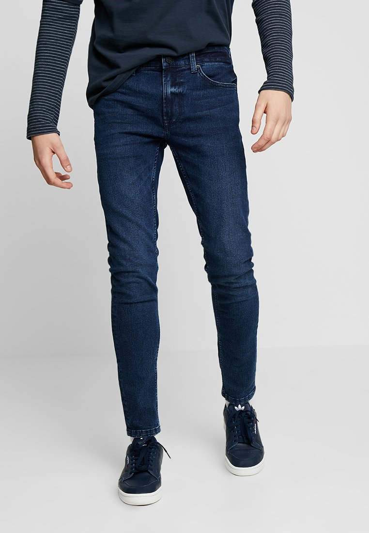 Only & Sons - ONSWARP - Vaqueros pitillo - blue denim