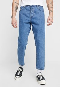 Only & Sons - ONSAVI BEAM WASHED LIGHT  - Relaxed fit jeans - blue denim - 0