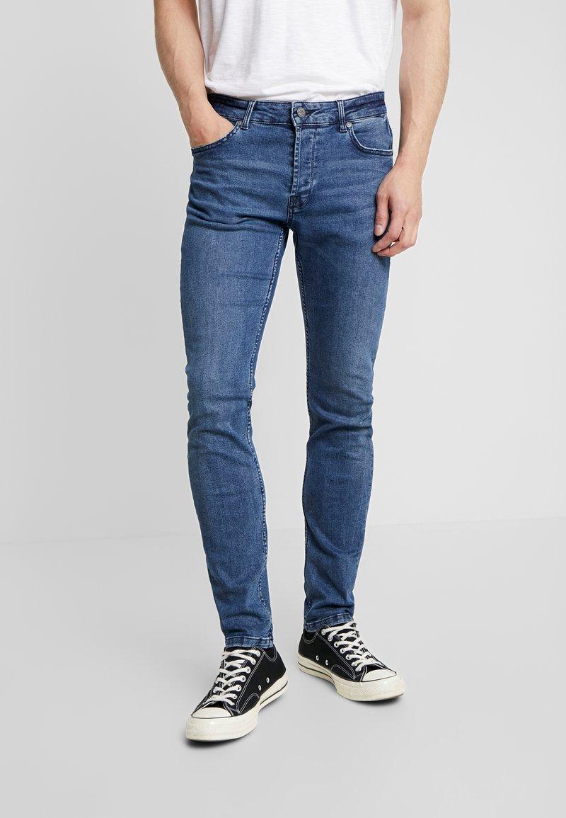 Only & Sons - ONSLOOM SLIM - Slim fit jeans - blue denim