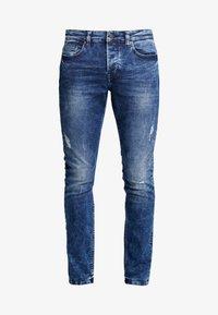 Only & Sons - ONSLOOM WASHED - Slim fit jeans - blue denim - 3