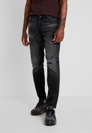 ONSAVI WASHED - Zúžené džíny - black denim
