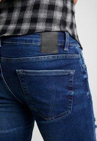 Only & Sons - ONSWARP DETROY  - Jeans Skinny Fit - blue denim - 5