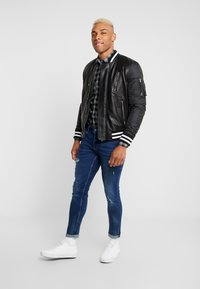 Only & Sons - ONSWARP DETROY  - Jeans Skinny Fit - blue denim - 1