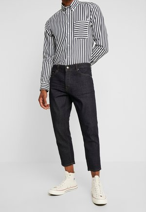 ONSAVI BEAM RINSE WASH - Vaqueros tapered - blue denim