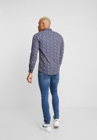Only & Sons - ONSLOOM WASHED  - Jean slim - blue denim - 2