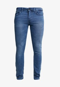Only & Sons - ONSLOOM WASHED  - Jean slim - blue denim - 4