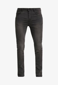 Only & Sons - Jeans Slim Fit - black denim - 4