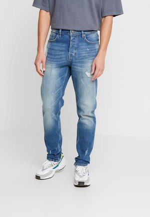 ONSAVI DAMEGDE - Jean boyfriend - blue denim