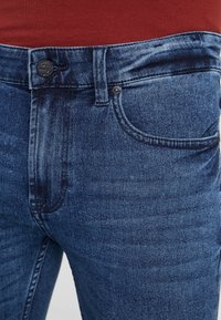 Only & Sons - ONSWARP SKINNY BLUE CROP - Jeans Skinny Fit - blue denim - 3
