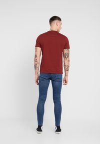 Only & Sons - ONSWARP SKINNY BLUE CROP - Jeans Skinny Fit - blue denim - 2