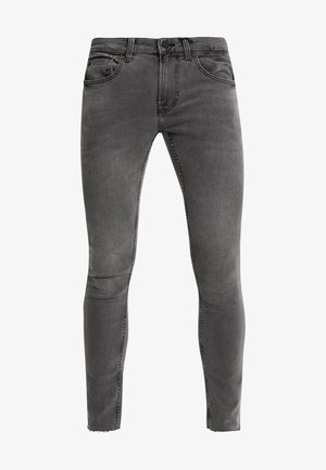 ONSWARP SKINNY CROP - Skinny džíny - black denim