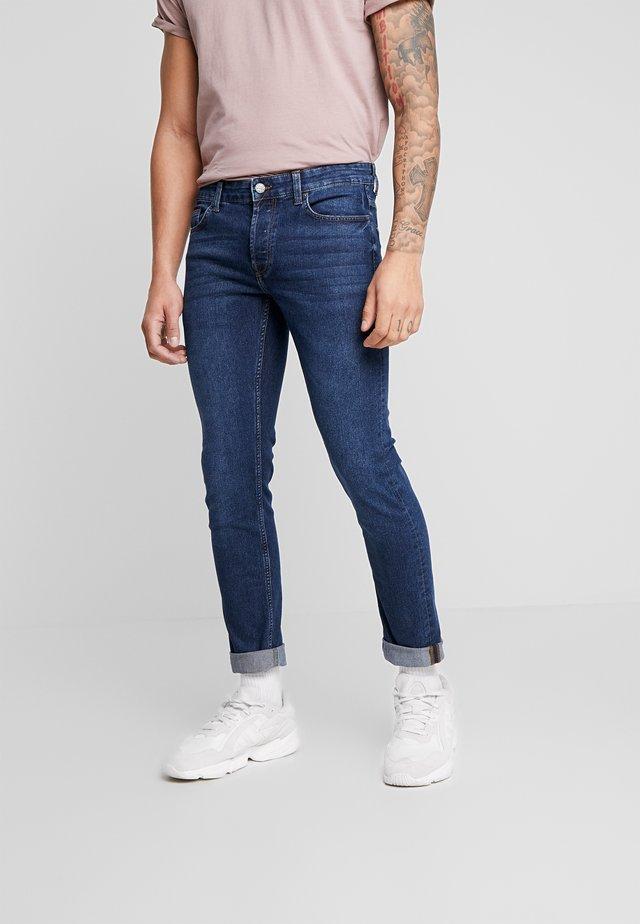 ONSLOOM - Slim fit -farkut - blue