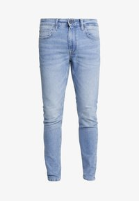 Only & Sons - ONSWARP SKINNY - Skinny-Farkut - blue denim - 4