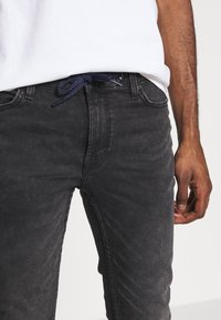 Only & Sons - ONSWARP - Jeans Skinny - black denim - 4