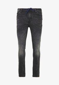 Only & Sons - ONSWARP - Jeans Skinny - black denim - 3