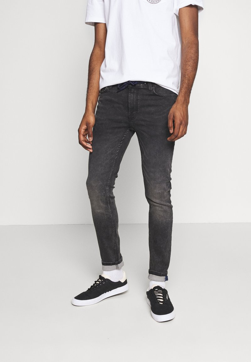 Only & Sons - ONSWARP - Jeans Skinny - black denim