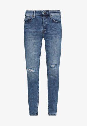 ONSLOOM SLIM - Slim fit jeans - blue denim