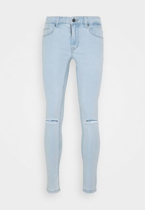 ONSWARP KNEE CUT - Jeans Skinny Fit - blue denim
