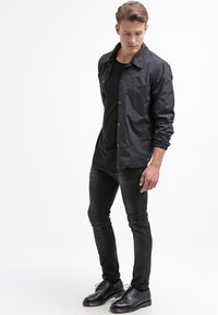 Only & Sons - ONSMATT LONGY TEE - T-paita - black - 1