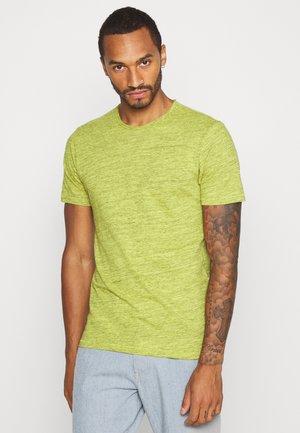 ONSALBERT LIFE NEW TEE - T-shirts basic - blazing yellow