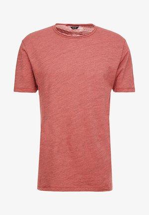 ONSALBERT LIFE NEW TEE - T-shirt - bas - cranberry