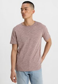 Only & Sons - ONSALBERT LIFE NEW TEE - T-Shirt basic - misty rose - 0