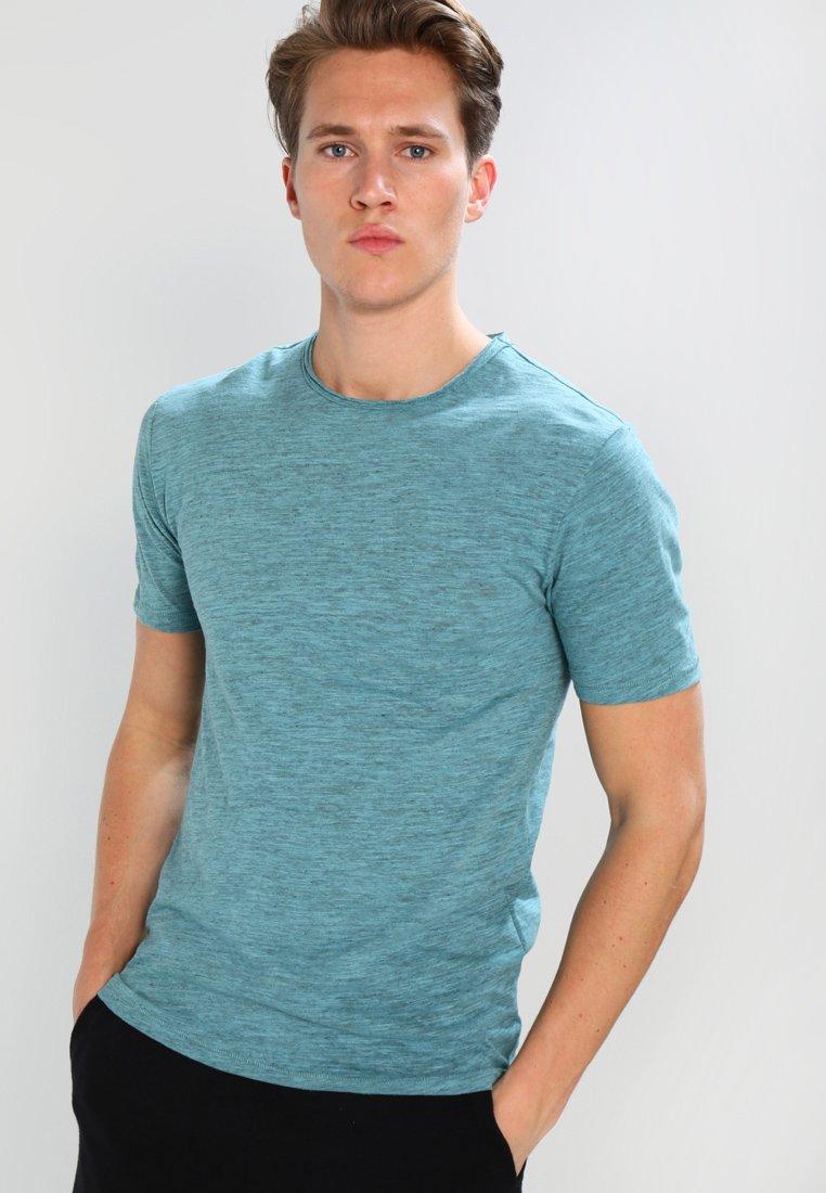 Only & Sons - ONSALBERT NEW TEE  - T-Shirt basic - aqua