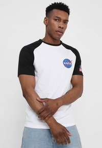 Only & Sons - ONSNASA TEE - T-shirt imprimé - white - 0