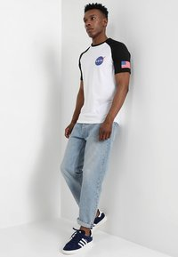 Only & Sons - ONSNASA TEE - T-shirt imprimé - white - 1