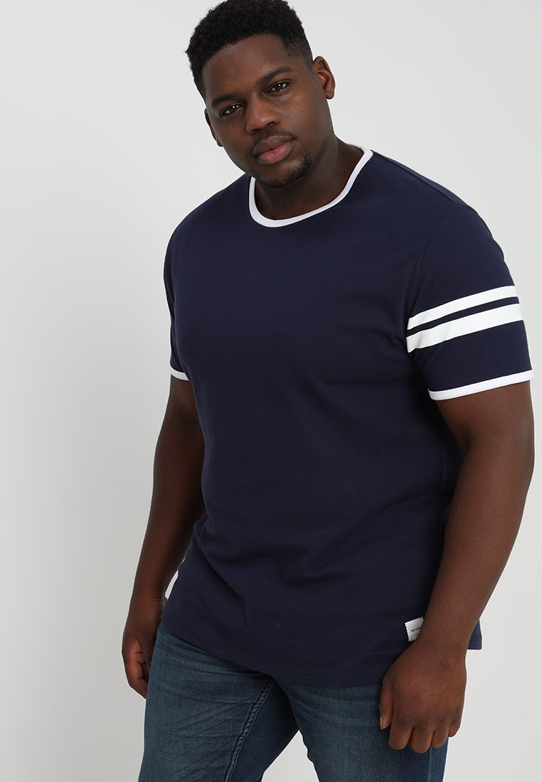 Only & Sons - ONSGERARD TEE - T-Shirt print - maritime blue