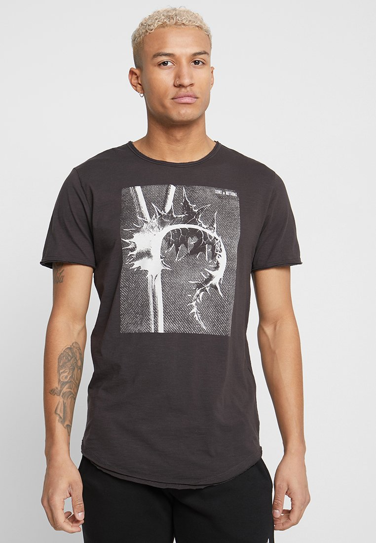 Only & Sons - ONSMATT  - T-Shirt print - phantom