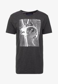 Only & Sons - ONSMATT  - Print T-shirt - phantom - 3