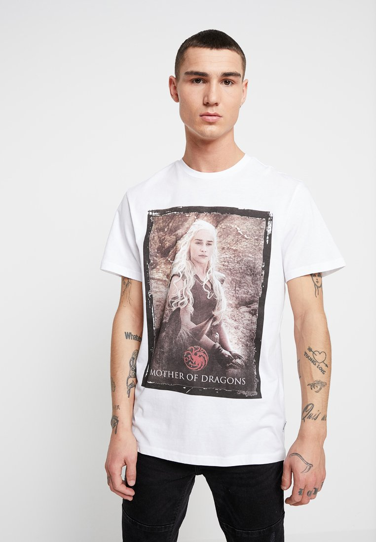 Only & Sons - ONSGOT TEE - T-shirt print - white