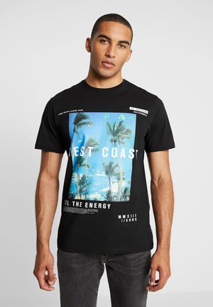 ONSBF  - Camiseta estampada - black