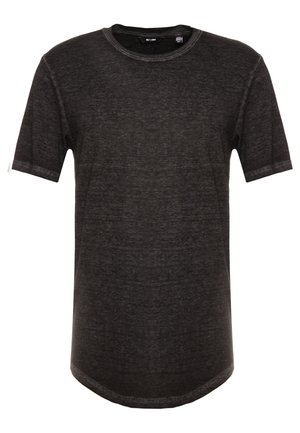 ONSLONE LONGY BURNOUT TEE - T-shirt basic - phantom
